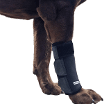 Dog Canine Front Leg Compression Brace Wrap Sleeve